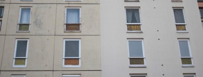 Pécs, Kertváros, egymást szívatják