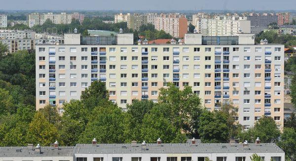 Szeged Tarján városrészében a többség még időben kapcsolódott a panelprogramhoz