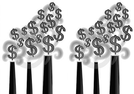 szén-dioxid-kibocsátás-kereskedelmi rendszer