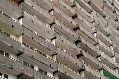 Budapest legtakarékosabb panelépületei 1. kép
