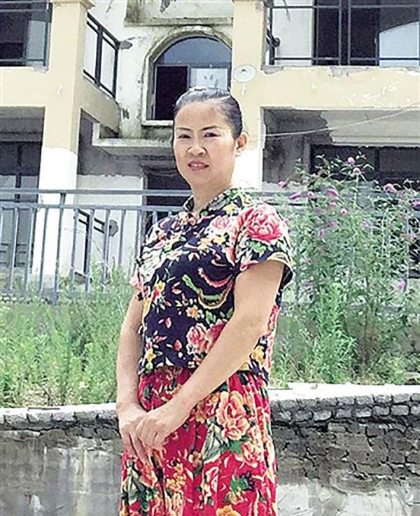 Ijesztő és szomorú az 56 éves kínai asszony története