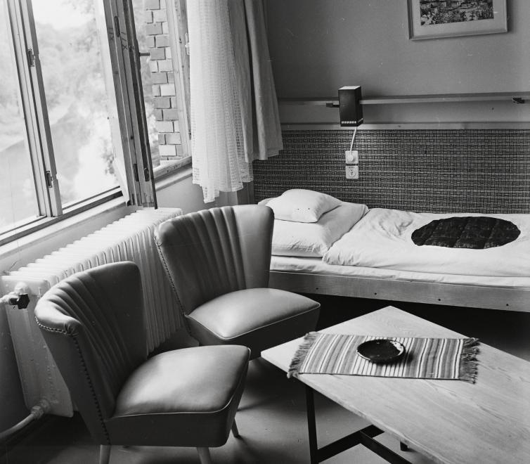 1970 - A tipikus műbőr fotelek
