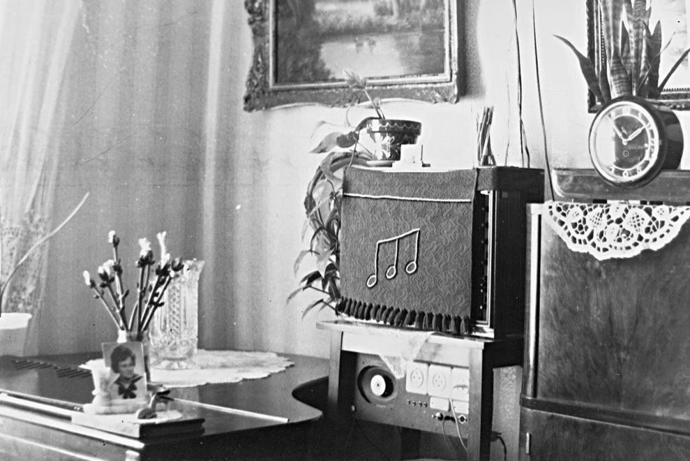 1975 - Miért takarták le a rádiót?