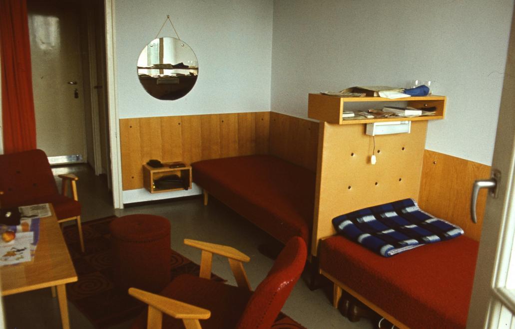1976 - A 70-es évek szállodái így néztek ki